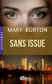 Couverture Texas Rangers, tome 1 : Sans issue Editions Milady 2014