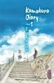 Couverture Kamakura Diary, tome 5 Editions Kana (Shôjo) 2014
