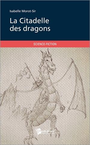 Couverture La Citadelle des dragons