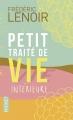 Couverture Petit traité de vie intérieure Editions Pocket (Evolution) 2014