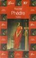 Couverture Phèdre Editions Librio (Théâtre) 1999