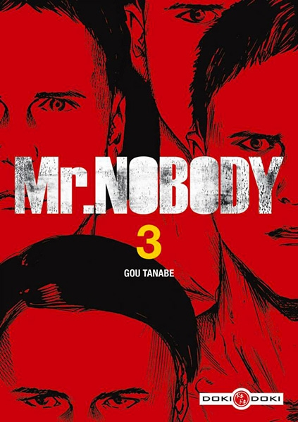 Couverture Mr. Nobody, tome 3