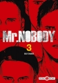 Couverture Mr. Nobody, tome 3 Editions Doki Doki 2014