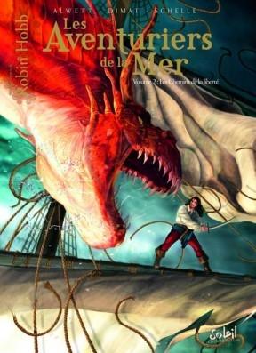 Couverture Les Aventuriers de la Mer (BD), tome 2 : Les chemins de la liberté