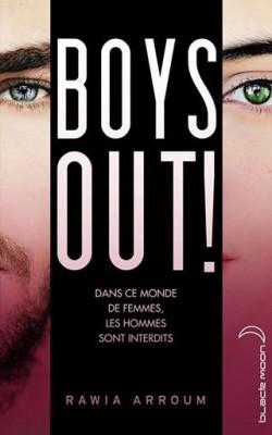 Couverture Boys out !