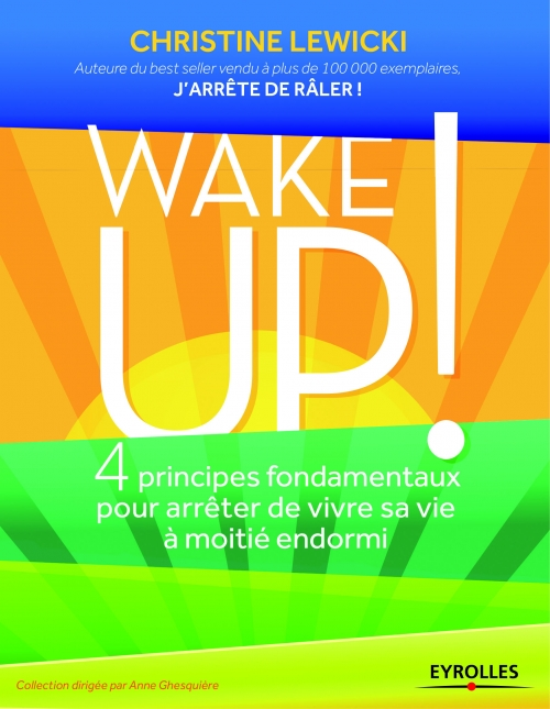 Couverture Wake up !