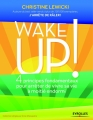 Couverture Wake up ! Editions Eyrolles (Comprendre & Agir) 2014