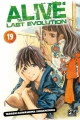 Couverture Alive last evolution, tome 19 Editions Pika 2013