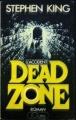 Couverture Dead zone Editions JC Lattès 1983