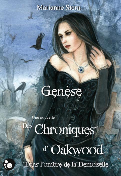 Couverture Genèse, une nouvelle des Chroniques d'Oakwood