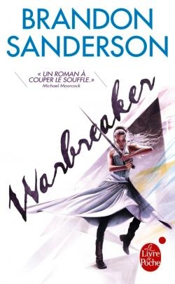 Couverture Warbreaker, tome 1