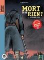 Couverture Mort pour rien ? : 11 novembre 1918 Editions Oskar 2013