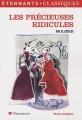 Couverture Les Précieuses ridicules Editions Flammarion (GF - Etonnants classiques) 2007