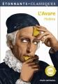 Couverture L'avare Editions Flammarion (GF - Etonnants classiques) 2013