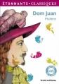 Couverture Dom Juan Editions Flammarion (GF - Etonnants classiques) 2012