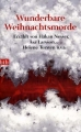 Couverture Wunderbare Weihnachtsmorde Editions Goldmann/Btb 2010