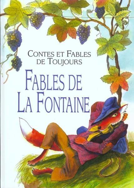 Couverture Contes et Fables de Toujours : Fables de La Fontaine