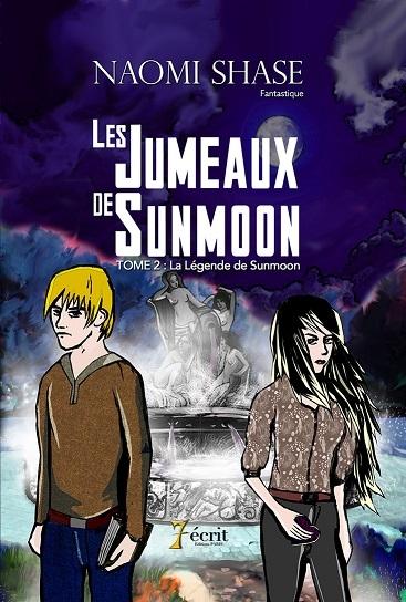 Couverture Les Jumeaux de Sunmoon, tome 2 : La Légende de Sunmoon