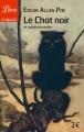 Couverture Le chat noir et autres contes fantastiques / Le chat noir et autres nouvelles / Le chat noir Editions Librio (Littérature) 2004