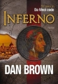 Couverture Inferno Editions France Loisirs 2014