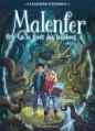 Couverture Malenfer, cycle 1, tome 1 : La forêt des ténèbres Editions Flammarion 2014