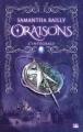 Couverture Oraisons, intégrale Editions Bragelonne 2014