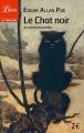 Couverture Le chat noir Editions Librio (Littérature) 1999