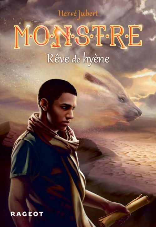Couverture M.O.N.S.T.R.E, tome 3 : Rêves de hyène