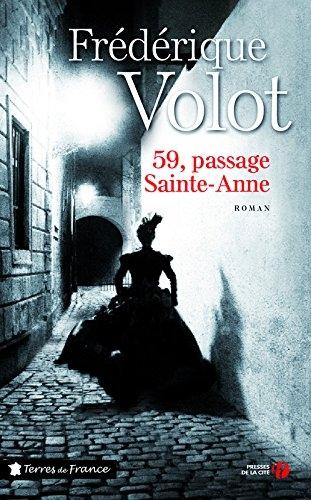 Couverture 59, passage Sainte-Anne