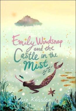 Couverture Emily Windsnap et le Château dans la Brume