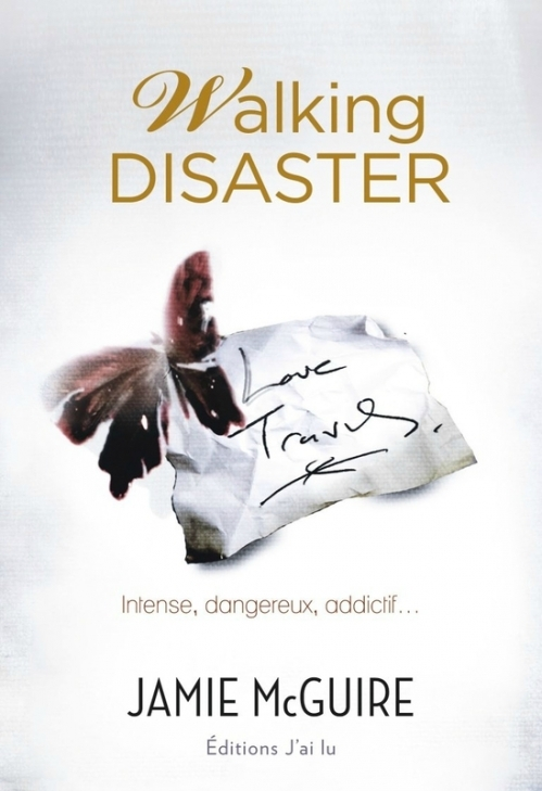 Couverture Beautiful, tome 2 : Walking Disaster