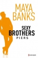 Couverture Sexy brothers, tome 3 : Piers Editions Harlequin 2014