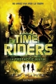 Couverture Time riders, tome 8 : La prophétie maya Editions Nathan 2014
