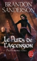 Couverture Fils-des-brumes, tome 2 : Le puits de l'ascension Editions Le Livre de Poche (Orbit) 2012