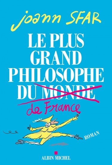 Couverture Le plus grand philosophe de France