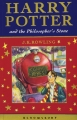 Couverture Harry Potter, tome 1 : Harry Potter à l'école des sorciers Editions Bloomsbury 2001