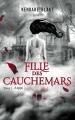 Couverture Fille des cauchemars, tome 1 : Anna Editions Hachette (Black moon) 2014