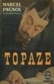 Couverture Topaze Editions Le Livre de Poche 1958