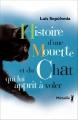 Couverture Histoire d'une mouette et du chat qui lui apprit à voler  Editions Métailié/Seuil 2004