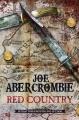 Couverture Terres de sang, tome 3 : Pays Rouge Editions Gollancz (Fantasy) 2013