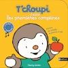 Couverture T'choupi chante les premières comptines Editions Nathan 2014