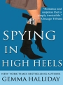 Couverture Maddie Springer / High Heels Mysteries, book 1: Spying in High Heels Editions Autoédité 2013