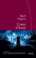 Couverture Conte d'hiver Editions Stock (La Cosmopolite) 2014