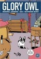 Couverture Glory owl, tome 1 Editions Même pas mal 2013