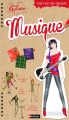 Couverture Jeune styliste : musique Editions Nathan 2014