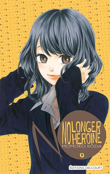 Couverture No longer heroine, tome 09