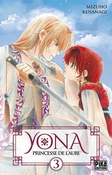Couverture Yona, princesse de l'aube, tome 03