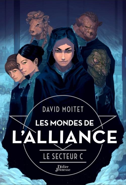 Couverture Les Mondes de l'Alliance, tome 2 : Le secteur C
