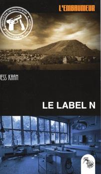 Couverture Le label N