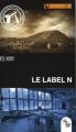 Couverture Le label N Editions L'Atelier Mosésu 2013